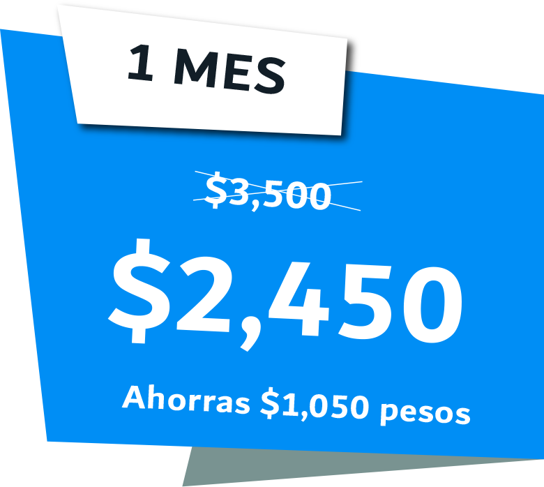 1 Mes 2450