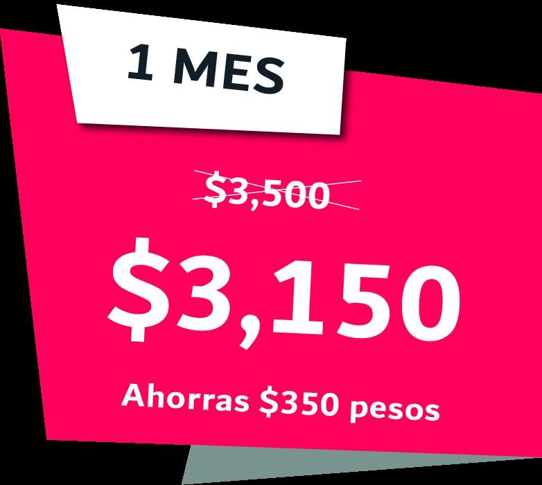 1 Mes 3150